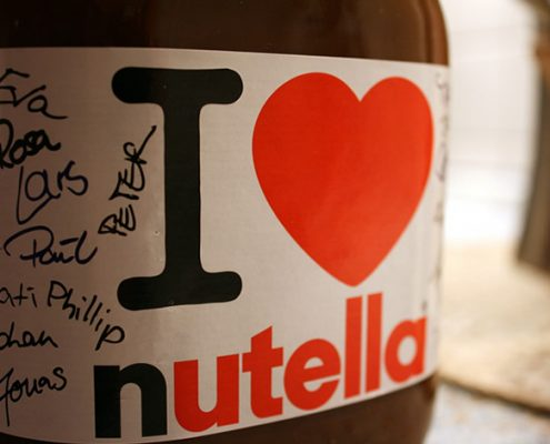 New Superfood: Nutella!